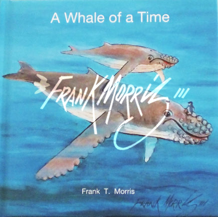 "A Whale of a Time   18x18 cm (7x7"")   $55"