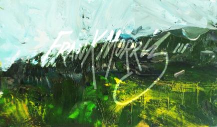 (YPK249) Rain 10×18 cm $60
